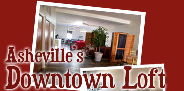 Asheville Vacation Rentals - The Loft